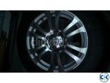 Reconditioned 15 4 Nut Alloy wheels