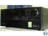 Onkyo TX-NR709 3D 4K Dual HDMI Receiver