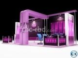 Stall decoration idea Bangladesh