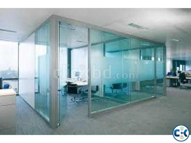 commitment Aluminium partition | ClickBD large image 4