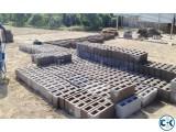 R Concrete Block Factory