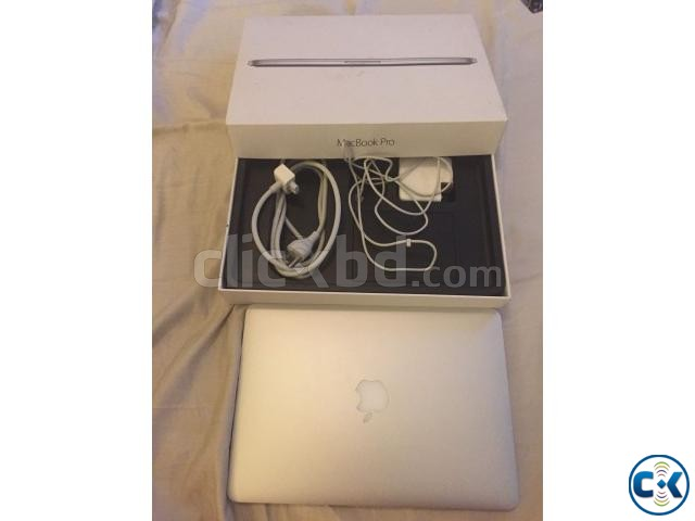 Apple MacBook Pro MJLT2LL A 512GB with 15.4 Retina Display | ClickBD large image 1