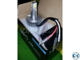3 side LED motorcycl headlight