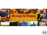 Dream Divine Events Solution