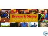 Dream Divine Events Solution