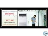 Floor Standing Air Conditioner 5.0 Ton in BD