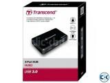 Transcend USB 3.0 HUB 4 Port--01977784777