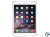 Apple iPad Mini 3 MGJ12ZP A 64GB Dual Core 7.9 Inch Tablet