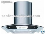 Brand New Auto Chimney Kitchen Hood G-3 From Italy