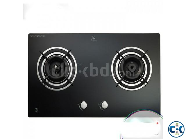 New Auto Gas Cabinet Glass Stove Made In Italy | ClickBD large image 0