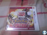 Pokemon Omega Ruby for 3DS Full Boxed