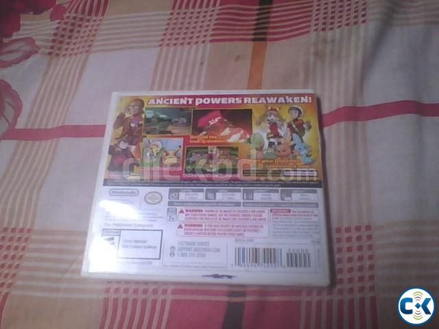 Pokemon Omega Ruby for 3DS Full Boxed  | ClickBD large image 3