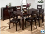 New Dinning table collection 6 chair