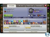 Clash Of Clan With NOKIA-XL
