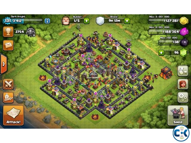 скачать clash of clans для nokia xl