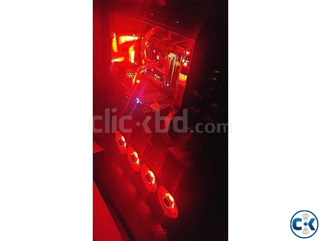 Gaming PC for Sell with Custom Water Cooling | ClickBD large image 0