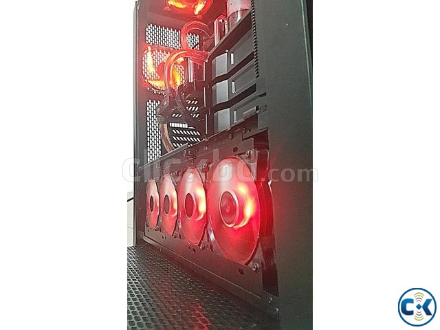 Gaming PC for Sell with Custom Water Cooling | ClickBD large image 2