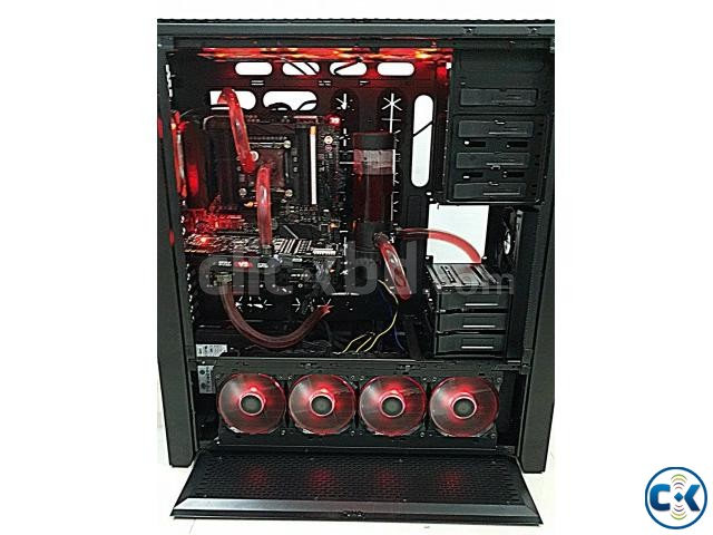 Gaming PC for Sell with Custom Water Cooling | ClickBD large image 3