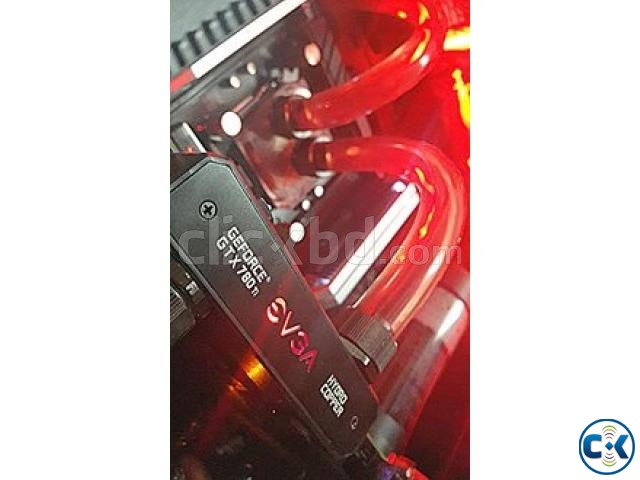Gaming PC for Sell with Custom Water Cooling | ClickBD large image 4