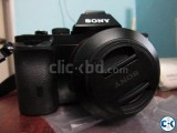 Sony a7 Full Frame Mirrorless and Sony Sonnar T FE 35mm f 2