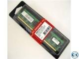 RAM 2GB DDR2 New 1 year Warranty