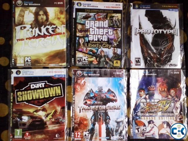 PC Games low price | ClickBD large image 0
