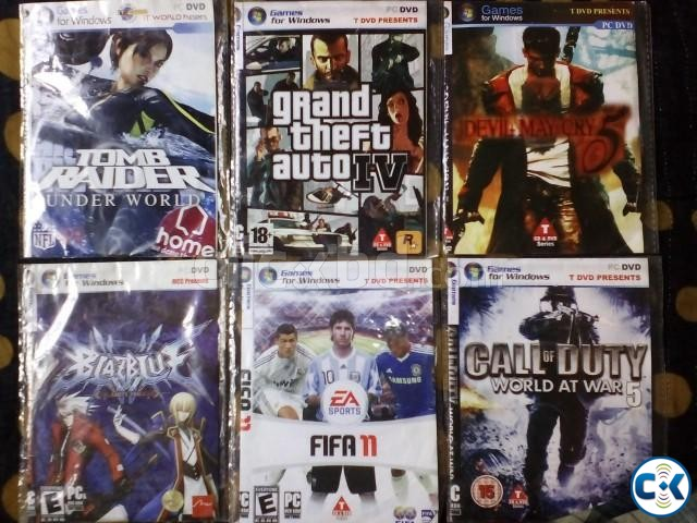 PC Games low price | ClickBD large image 1