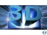 3D BLURAYS MOVIE FOR YOUR 3D TV