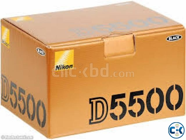 D5500 NIKON CAMERA 18MM-55MM LENSE | ClickBD large image 0