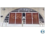 aluminium sliding Arched door CAE