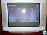 SONY TRINITRON COLOR TV 29