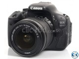 Canon EOS 700D DSLR Camera with 18-55mm EF-S IS STM Lens