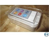 Ipod nano 7th Generation 16GB SILVER