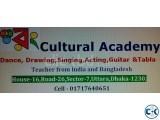 রং Cultural Academy