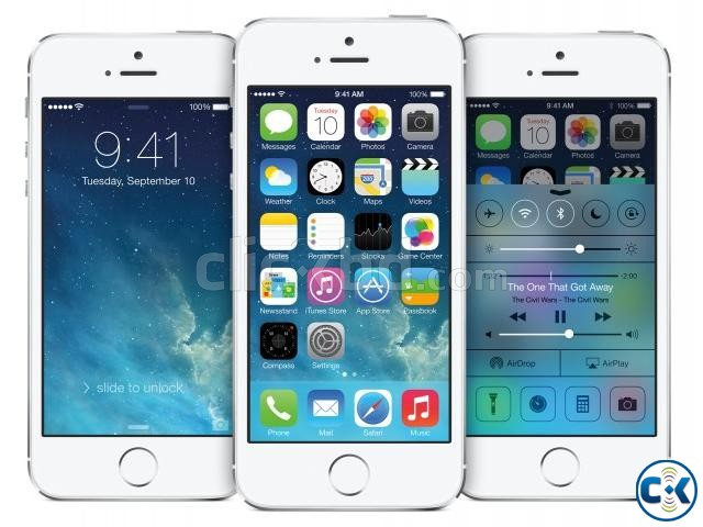 Iphone 5s | ClickBD large image 0