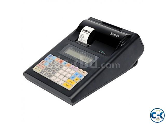 Sam4S Electronic Cash Register Machine with Printer | ClickBD large image 0