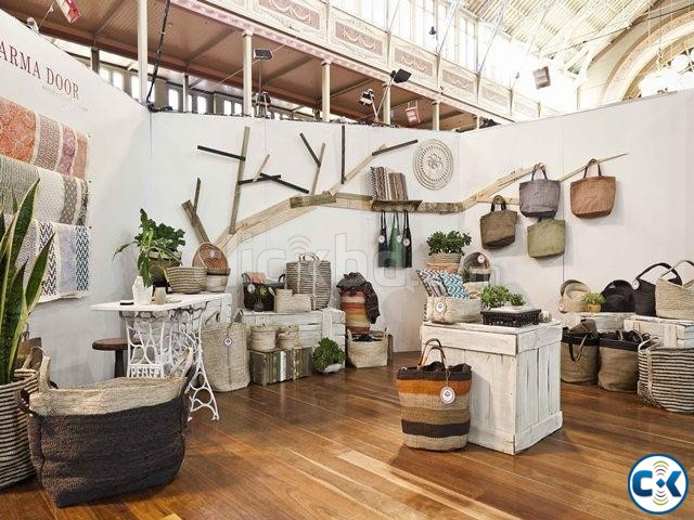 Exceptional Interior Design For Trade Fair Stall Clickbd