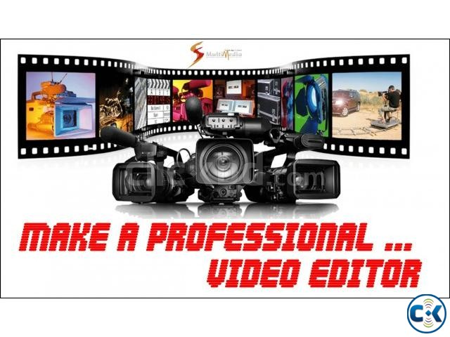 Professional Video editing Training | ClickBD large image 0
