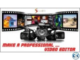 Make A Professional Video Editor