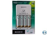 Sony BCG-34HH4KN Ni-MH Power Charger 2100mAh Rechargable Bet