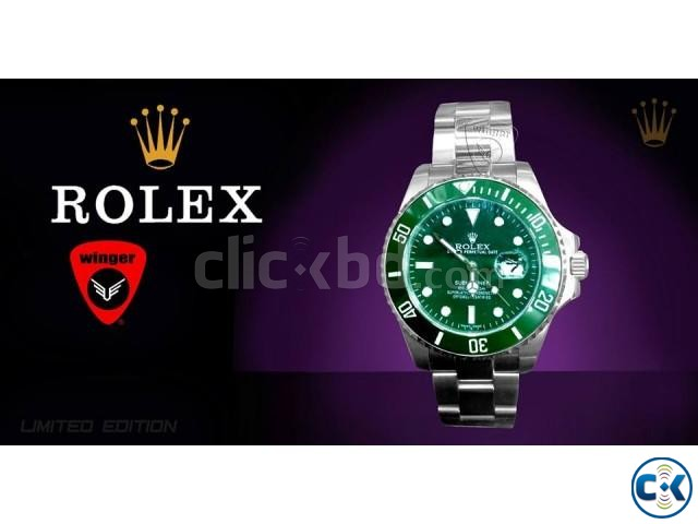 ROLEX Watch 3 | ClickBD large image 1