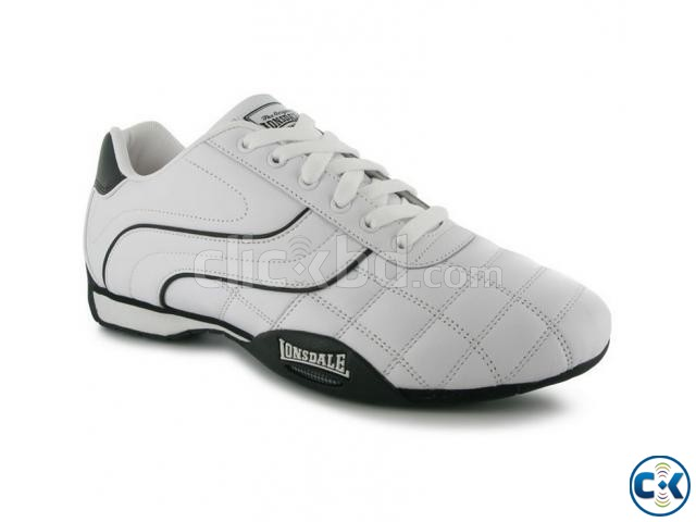 Lonsdale Camden Mens Trainers | ClickBD large image 0