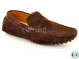 New Mens Faux Suede Casual Loafers Moccasins Slip On Shoes A