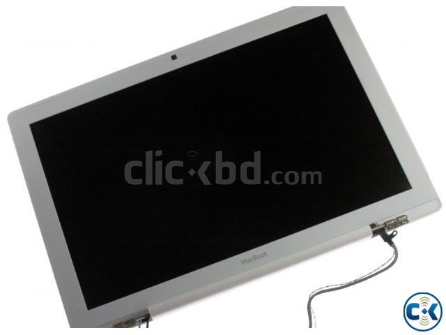 MacBook 13.3 Core Duo Display Assembly - White | ClickBD large image 0