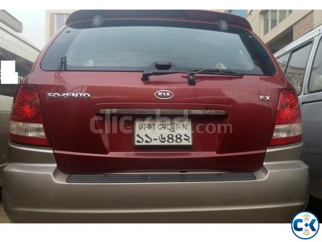 Kia Sorento Ex Hard Top Jeep | ClickBD large image 0
