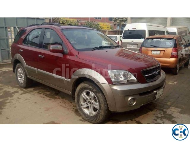 Kia Sorento Ex Hard Top Jeep | ClickBD large image 1