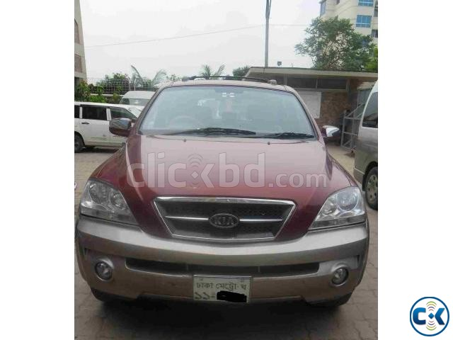 Kia Sorento Ex Hard Top Jeep | ClickBD large image 4