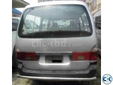 Kia Pregio Micro Bus