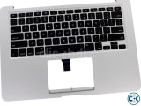 MacBook Air 13 Mid 2013 through Early 2015 Upper Case wit