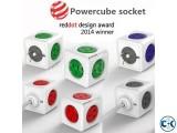 Multi Pluge Socket Power Cube